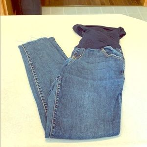 Jessica Simpson maternity full panel jeans size XS